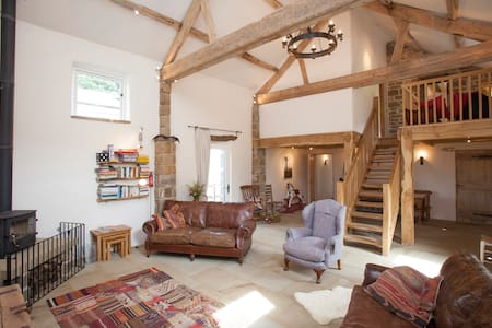 Luxury Family Rural Retreat - North Yorkshire - Casa
