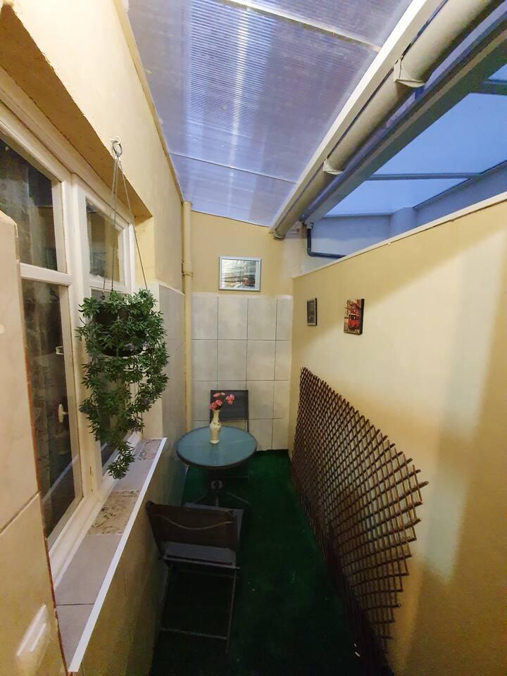 Apartamento de 3 habitaciones en Alicante (Alacant), con WiFi - a 2 km de la playa