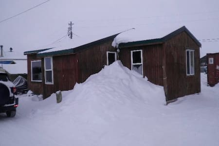 Front Street House in Kotzebue  - House