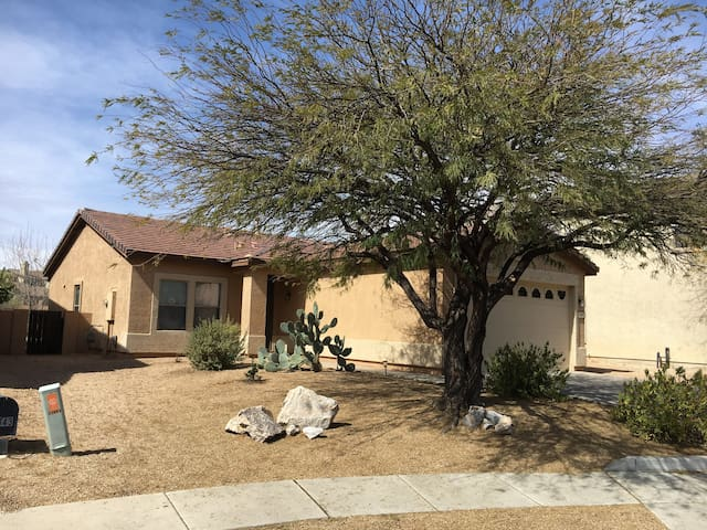 2 Bedroom House in Sunny Arizona