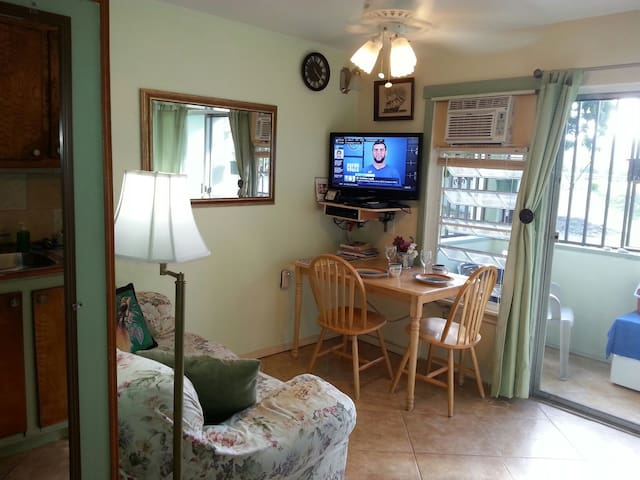 SUNNY I FULLY EQUIPPED EFFFICIENCY - Christiansted - Apartamento