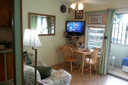 SUNNY I FULLY EQUIPPED EFFFICIENCY - Christiansted - Apartmen