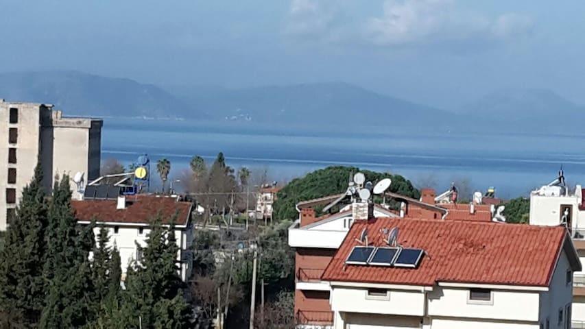 Ruhige Ferienwohnung in Kusadasi Güzelcamli - Kuşadası - Apartmen