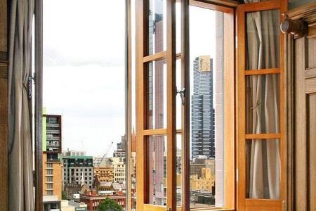 In the Heart of City, A+View w/Pool - Melbourne - Apartment