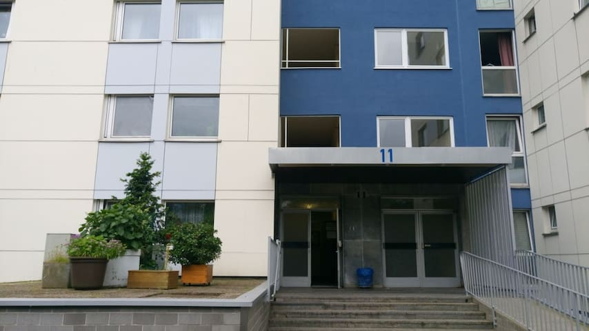 1 Simmer Apartment in Erlangen