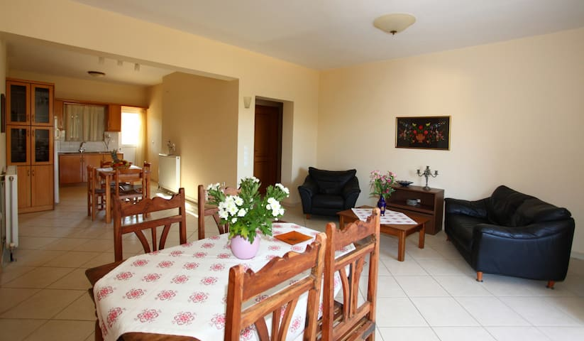 House Campos - Rethymno - Appartement
