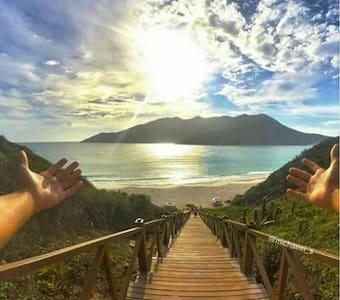 A capital do mergulho - Arraial do Cabo
