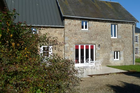 Holiday home in rural Normandy - Champ-du-Boult - Huis
