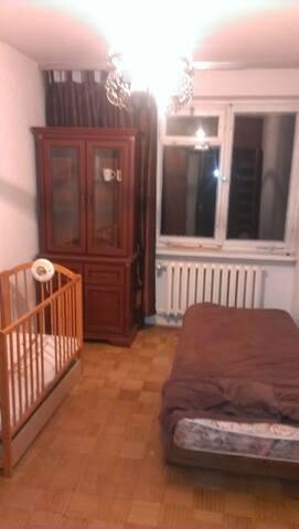 pokoje blisko metra Stokłosy - Warszawa - House