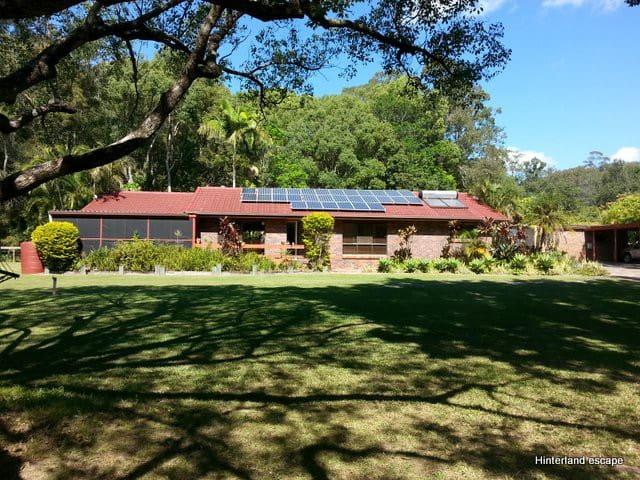 Acreage retreat for the family, wildlife and peace - Guanaba - Casa