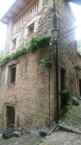 Maison au coeur du village