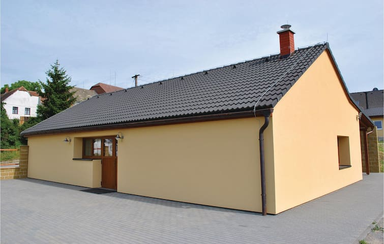 Holiday cottage with 3 bedrooms on 130 m² in Lesonice