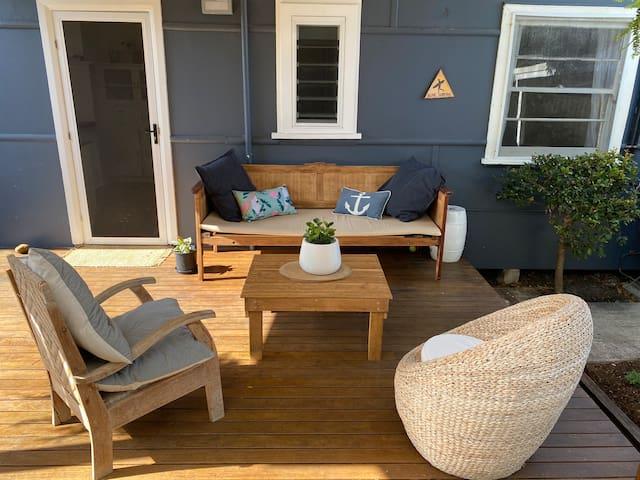 Classic Sawtell Beach Cottage