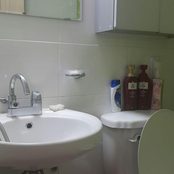 Privit bathroom