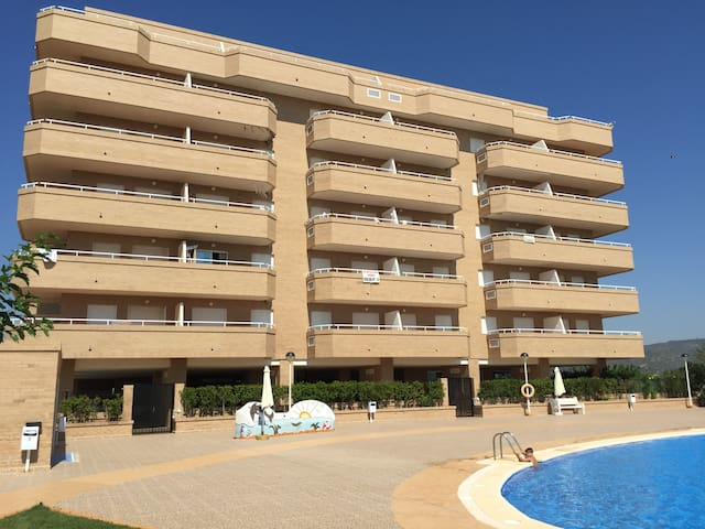 Apartamentos en Cabanes - Cabanes - Daire