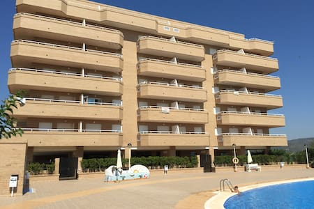 Apartamentos en Cabanes - Cabanes - 公寓