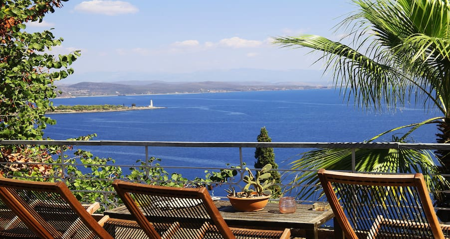 Private Villa / Panoramic view