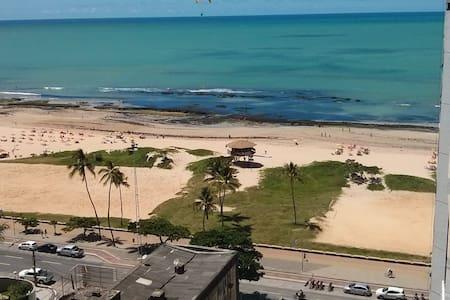 QUARTO SIMPLES BEIRA MAR C/ CAFE - Recife - Departamento