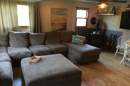 Rest and Relaxation. 4 bedroom home!