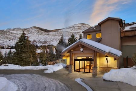 Marriott Streamside - Birch Vail - Studio sleeps 4