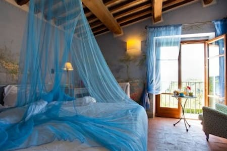 Camera matrimoniale con bagno - Provincia di Grosseto - Bed & Breakfast