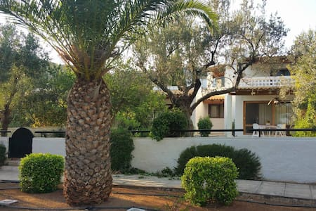 Family House at Porto Hydra Village - Thermisia