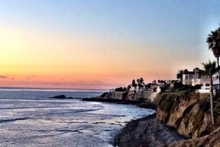 Beach House at Birdrock - San Diego
