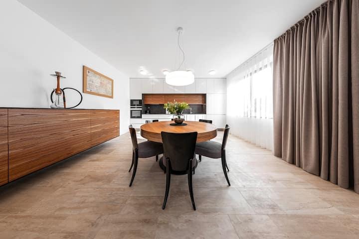 Luxusní apartmá ve vile Bláha