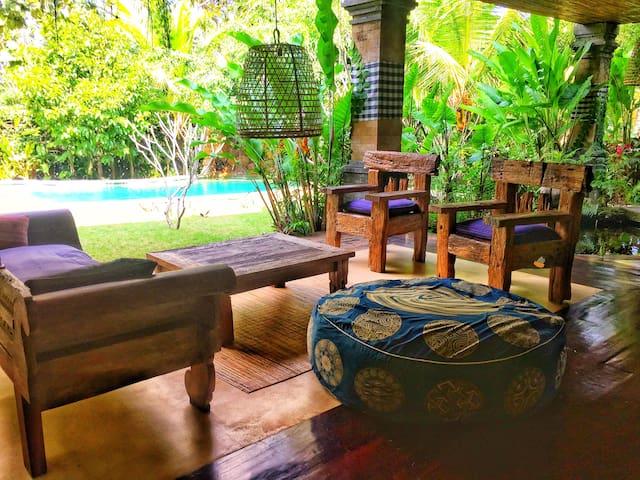 Ubud Jungle Villa