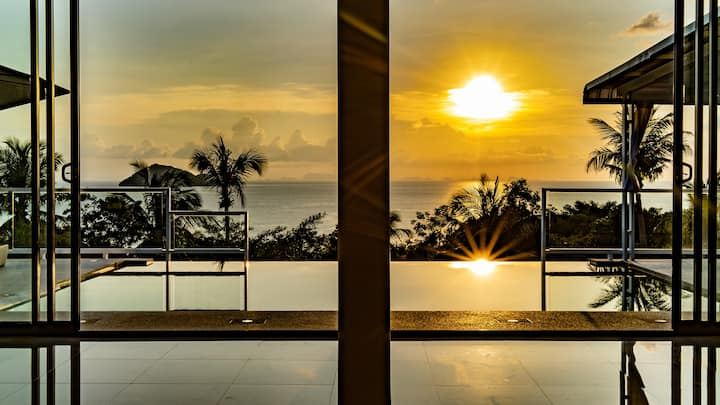 Amazing 3-Bedrooms Villa on Koh Phangan