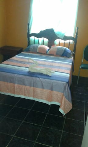 zion high hostel room #3