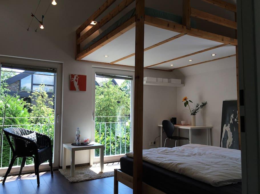 1. Gartenzimmer