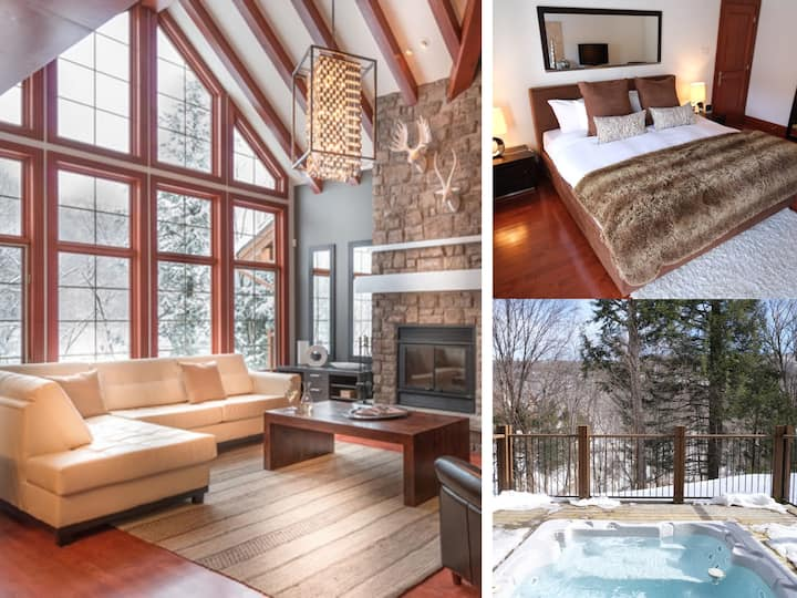 Ski In/Ski Out - Panache 603 in Heart of Tremblant