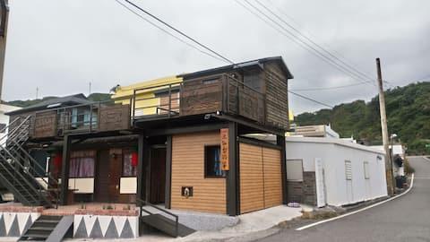 三仙海景樓下兩人套房