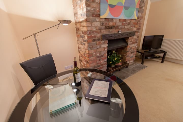 The Garden Apartment - Luxury serviced apartment