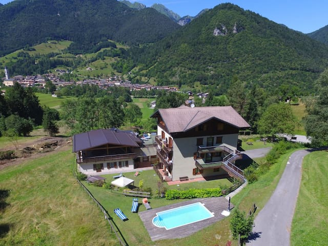 2-room apartment 33 m² Lembondel for 4 persons