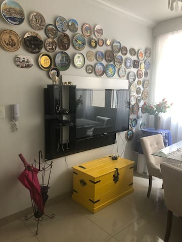 Apartamento no Nova Suíça
