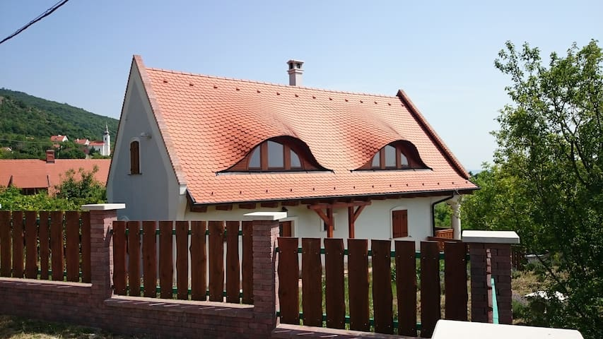 tradition and modernity - Balatongyörök - Hus
