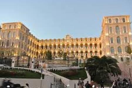 Vieux port  Panier  Muceum  Centre - Marseille
