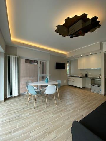 LovingStresa brand new flat in the town centre