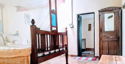 Garden View  · Mangaal Farm Stay  luxury room/breakfast  1- Goa