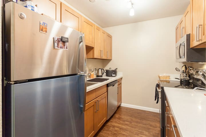 Private room heart of Seattle! - Seattle - Apartment