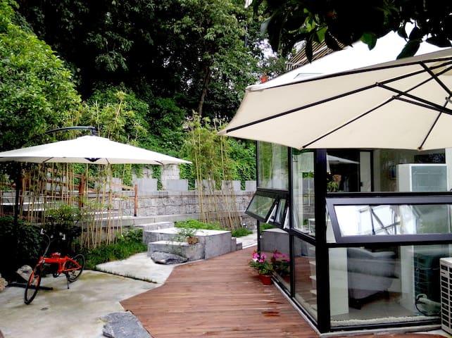 Banyan art house(Standard double) - 杭州市 - 別荘