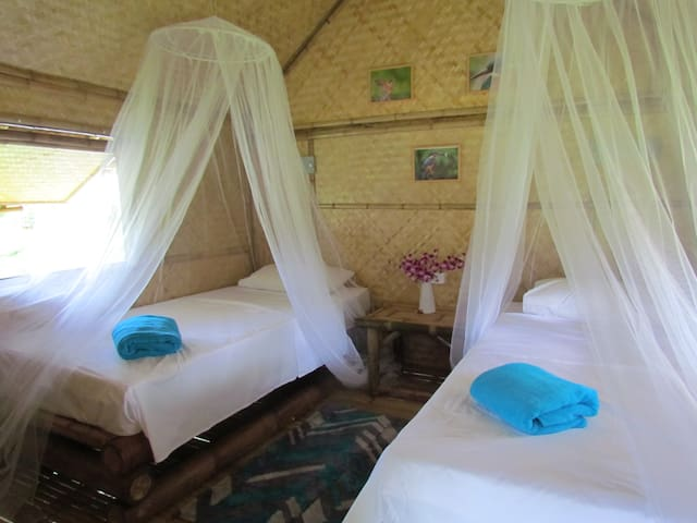 Kingfisher lodge, Bamboo cabin - Thalang District