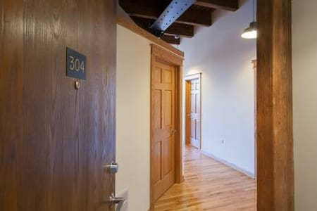 1 Private Room Minutes Away From Downtown Chicago - Chicago - Wohnung