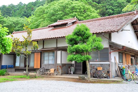 Oki-Island, traditional house including 2meals