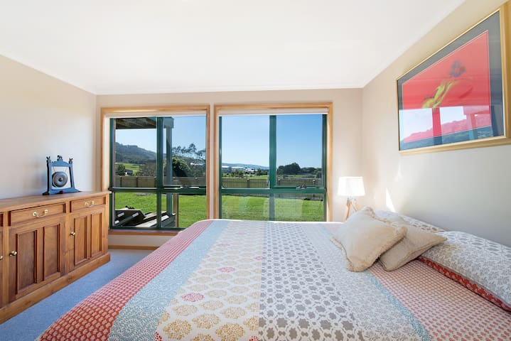 Beachcomber Retreat - Free WiFi - Apollo Bay - Apartemen