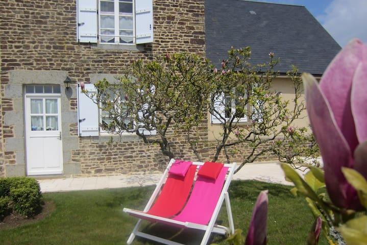 Les Magnolias : Charme et confort à la campagne