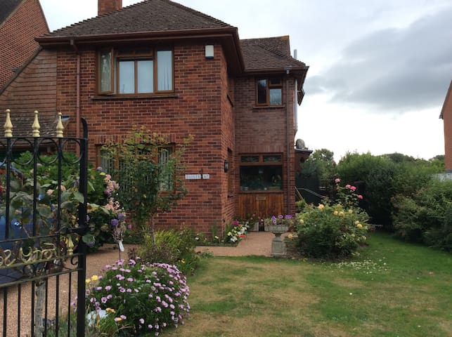 Detached house in quiet location - Exeter