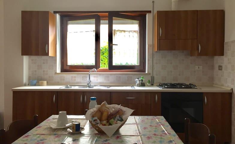 Accogliente e ampio trilocale - Coppito - 公寓